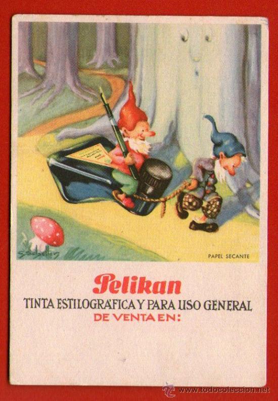 Coleccionismo Papel secante: FRONTAL - Foto 2 - 36394252