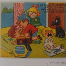Coleccionismo Papel secante: PAPEL SECANTE DE CONTI, NUEVO.. Lote 44709679