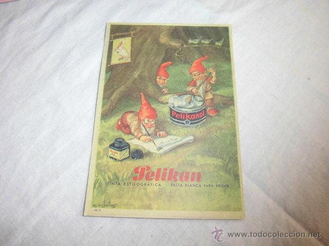 SECANTE PELIKAN 947 R (Coleccionismo - Papel Secante)