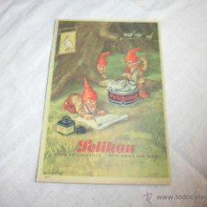 Coleccionismo Papel secante: SECANTE PELIKAN 947 R . Lote 45711598
