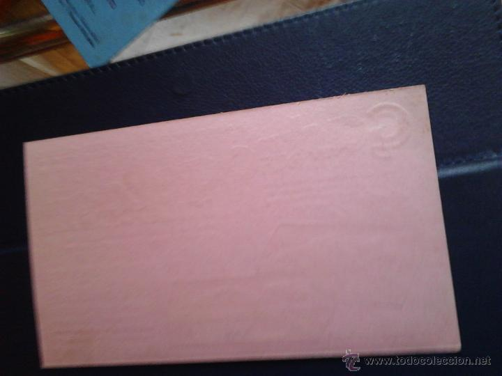 Coleccionismo Papel secante: GASTROGELOSA SIMPLE Y BELLADONADA - Foto 2 - 47078653