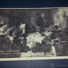 Coleccionismo Papel secante: PAPEL SECANTE PUBLICITARIO ,CEREREGUMIL FERNÁNDEZ. Lote 209754522