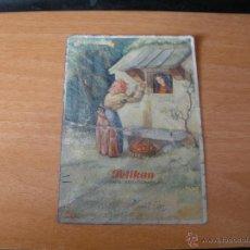 Coleccionismo Papel secante: PAPEL SECANTE - PELIKAN - BLANCANIEVES. Lote 51707049