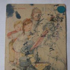 Coleccionismo Papel secante: PAPEL SECANTE PELIKAN MUY RARO USADO. Lote 53481704