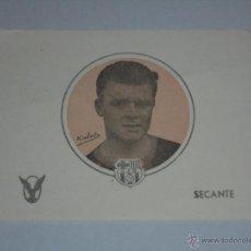 Coleccionismo Papel secante: PAPEL SECANTE FC BARCELONA - KUBALA , POCAS SEÑALES DE USO. Lote 54351107