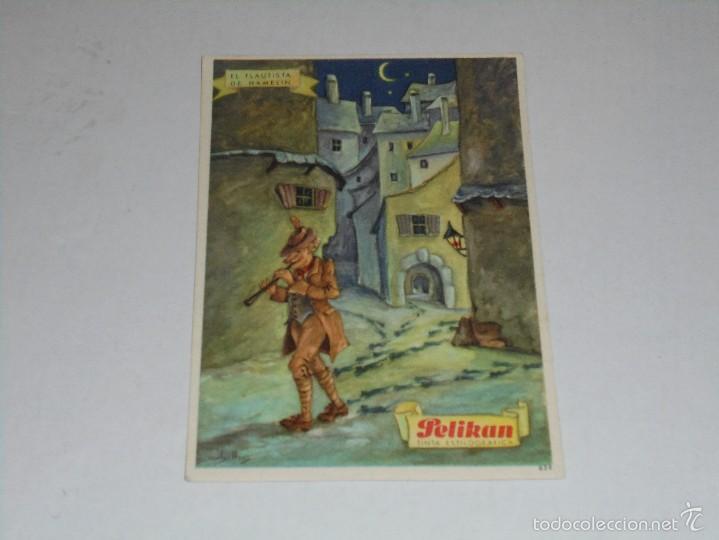 SECANTE PELIKAN NUM 634 - BUEN ESTADO (Coleccionismo - Papel Secante)