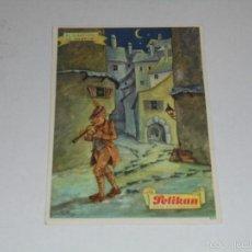 Coleccionismo Papel secante: SECANTE PELIKAN NUM 634 - BUEN ESTADO. Lote 57055473