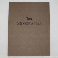 Colecionismo Mata-borrão: XILOGRAFIAS (BORES). Lote 54238462