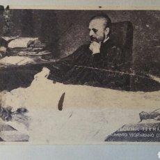 Coleccionismo Papel secante: PAPEL SECANTE CEREGUMIL FERNÁNDEZ ALIMENTO VEGETARIANO COMPLETO.. Lote 75812457