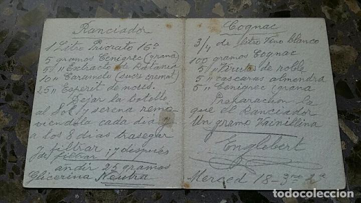 Coleccionismo Papel secante: PAPEL SECANTE. PUBLICIDAD PAPEL FILTRO ALBET, ROMULO TORRENTS ALBERT. VER FOTO - Foto 2 - 76524231