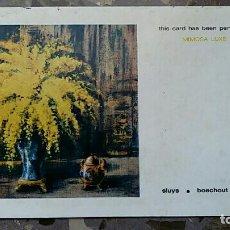Coleccionismo Papel secante: PAPEL SECANTE. MIMOSA LUXE 520, VER FOTO. Lote 76525039
