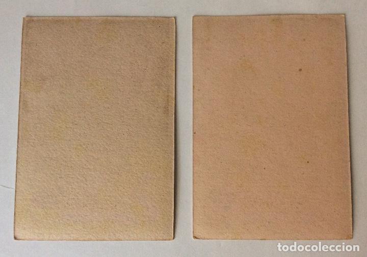 Coleccionismo Papel secante: FOS SECANTE PELIKAN. 631, 632. - Foto 2 - 81607624