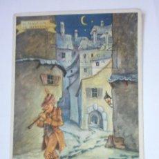 Coleccionismo Papel secante: PAPEL SECANTE PELIKAN EL FLAUTISTA DE HAMELIN. Lote 89512500