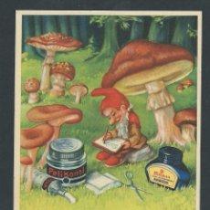 Coleccionismo Papel secante: PAPEL SECANTE PUBLICIDAD PELIKAN TINTA ESTILOGRAFICA 1906 R. Lote 89520020