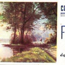 Coleccionismo Papel secante: SECANTE * CHAUSSURES FAVORITE * ( BUVARD ). Lote 95832775