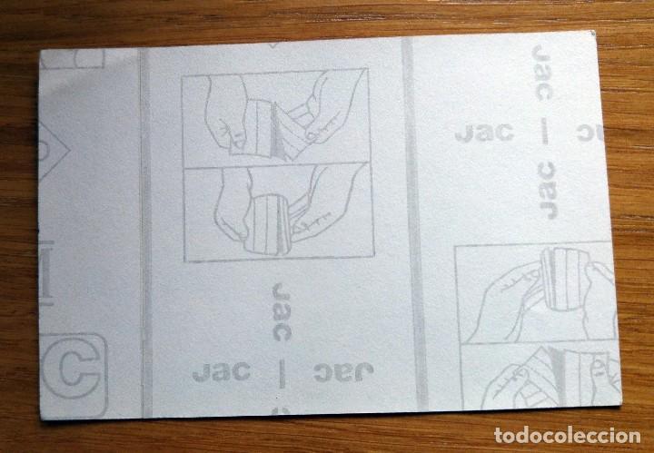 Coleccionismo Papel secante: Pegatina DRAGON BALL años 90 - Foto 2 - 112610179