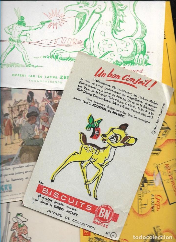Coleccionismo Papel secante: LOTE 50 SECANTES DIFERENTES ( lote nº 2 ) - Foto 3 - 116155331