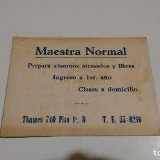 Coleccionismo Papel secante: PAPEL SECANTE. Lote 118803691
