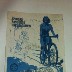 Coleccionismo Papel secante: PAPEL SECANTE. Lote 125412511