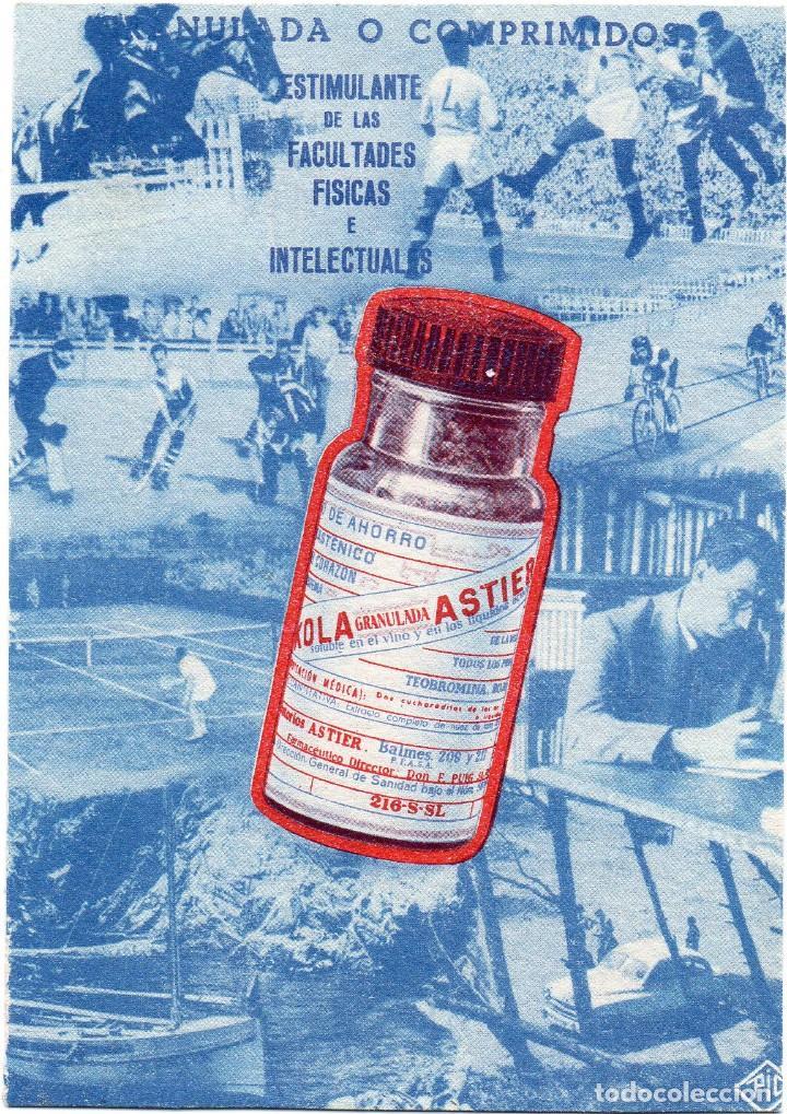 PAPEL SECANTE, PUBLICIDAD (Coleccionismo - Papel Secante)