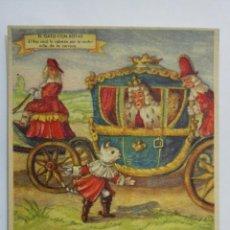 Coleccionismo Papel secante: PAPEL SECANTE PELIKAN, EL GATO CON BOTAS, 628, PUBLICIDAD PAPELERIA MADRILEÑA, SIN USAR. Lote 148730494