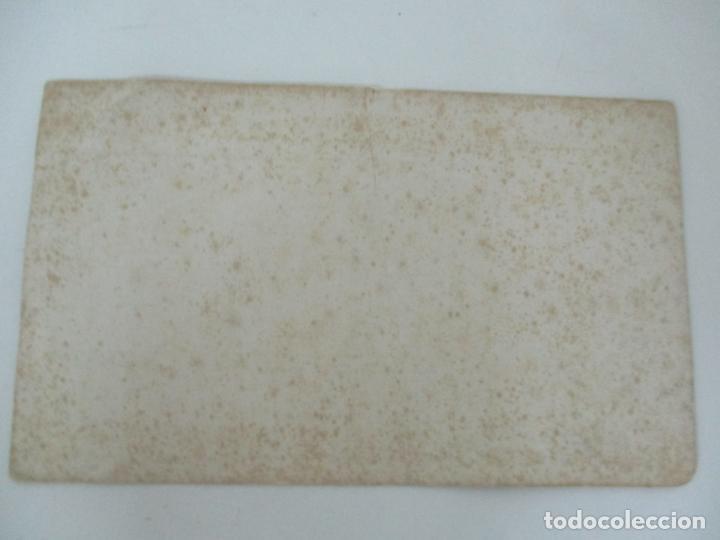 Coleccionismo Papel secante: Papel Secante - Publicidad Fincas J. Bella, Barcelona - Calendario Año 1944 - Foto 4 - 162393542