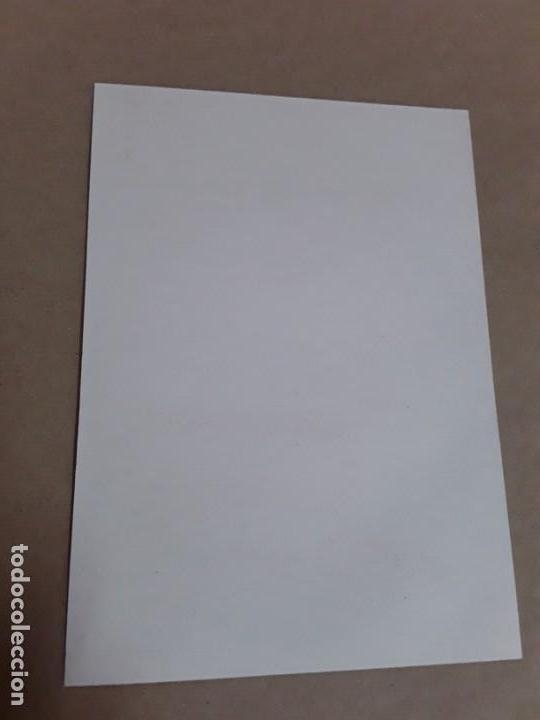 Coleccionismo Papel secante: Papel secante,lecitina y colesterina,wassermann - Foto 2 - 166952120