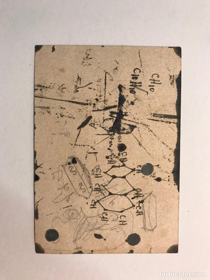 Coleccionismo Papel secante: PELIKAN PAPEL SECANTE. Postal El Flautista de Hamelin No. 634 - Foto 2 - 170466613