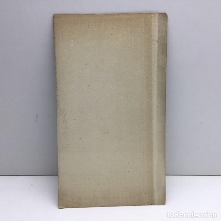 Coleccionismo Papel secante: PAPEL SECANTE CALCIO MARQUEZ - PROTEOL - PRODUCTOS NACIONALES DEL INSTITUTO MARQUEZ - MALAGA - Foto 4 - 172306952