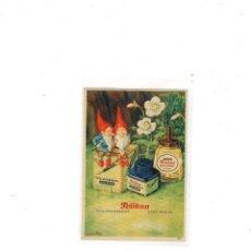 Coleccionismo Papel secante: PAPEL SECANTE. PELIKAN. . Lote 175180818