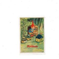 Coleccionismo Papel secante: PAPEL SECANTE. PELIKAN. . Lote 175180902