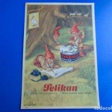 Collectionnisme Papier buvard: SECANTE PELIKAN 947 R. Lote 193852060