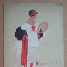 Coleccionismo Papel secante: PAPEL SECANTE PUBLICIDAD ANTISÈPTIC BERTOL LABORATORI FARMACÈUTIC BERTRAN AÑOS '30. Lote 194128965