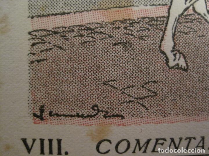 Coleccionismo Papel secante: VIII COMENTARIO-DIBUJO DE JUNCEDA-PAPEL SECANTE CON PUBLICIDAD-VER FOTOS-(V-19.071) - Foto 3 - 194340486
