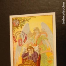 Coleccionismo Papel secante: PUBLICIDAD. PAPEL SECANTE. JARABE EL PRIMITIVO. J. CLIMENT.. Lote 197253945