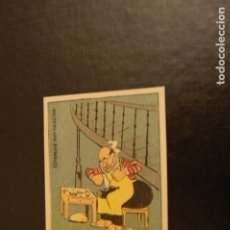 Coleccionismo Papel secante: PUBLICIDAD. PAPEL SECANTE. ALMIDÓN EL LEÓN. VER REVERSO.. Lote 197254181