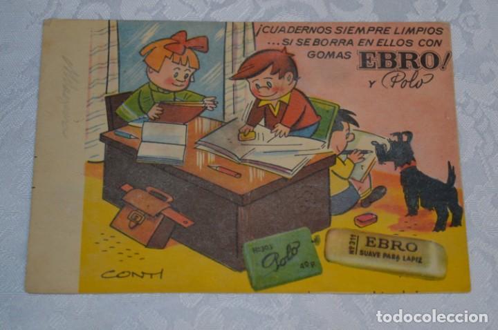 Coleccionismo Papel secante: Antiguos / Vintage - 6 SECANTES / Pelikan, Ebro y Watermans - ¡Mira fotos y detalles! - Foto 5 - 202763663