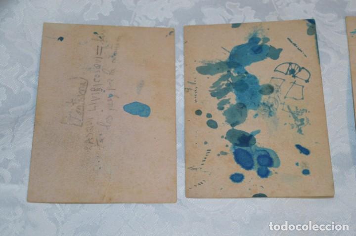 Coleccionismo Papel secante: Antiguos / Vintage - 6 SECANTES / Pelikan, Ebro y Watermans - ¡Mira fotos y detalles! - Foto 7 - 202763663