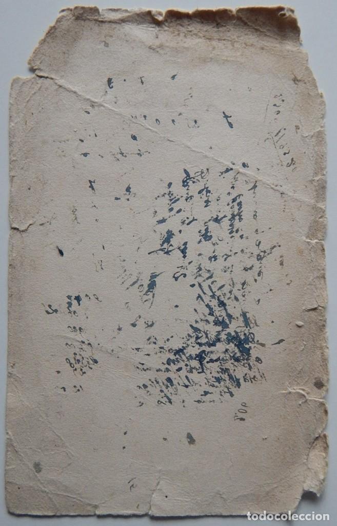 Coleccionismo Papel secante: 15 Secantes antiguos (14 franceses y 1 español - Tema: alimentación - Thé Lipton - Liebig - Chocolat - Foto 13 - 205246468