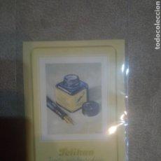 Coleccionismo Papel secante: PAPEL SECANTE TINTA ESTILOGRÁFICA PELIKAN. Lote 213507710