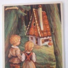 Coleccionismo Papel secante: PAPEL SECANTE PELIKAN LA CASITA DE CHOCOLATE NUEVO. Lote 213619757
