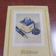 Collectionnisme Papier buvard: PAPEL SECANTE PELIKAN.. Lote 220421215