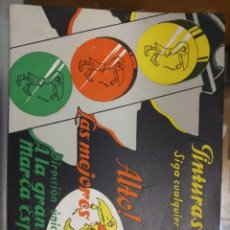 Coleccionismo Papel secante: SECANTE. Lote 222566676