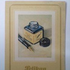 Coleccionismo Papel secante: PAPEL SECANTE PELIKAN BUEN ESTADO. Lote 228170225