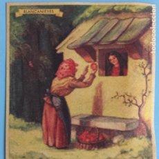 Coleccionismo Papel secante: SECANTE BLANCANIEVES - PELIKAN.. Lote 261310115