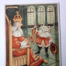 Coleccionismo Papel secante: PAPEL SECANTE PELIKAN EL GATO CON BOTAS. Lote 232005635
