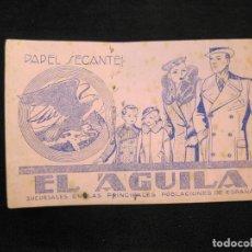 Coleccionismo Papel secante: ALMACENES -PAPEL SECANTE PUBLICIDAD-VER FOTOS-(K-1931). Lote 243877860