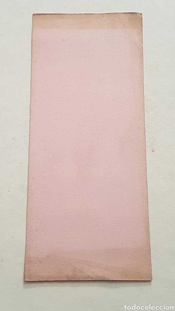 Coleccionismo Papel secante: PAPEL SECANTE ACTOR REGINALD DENNY. CALZADOS IRIS - Foto 4 - 244759715