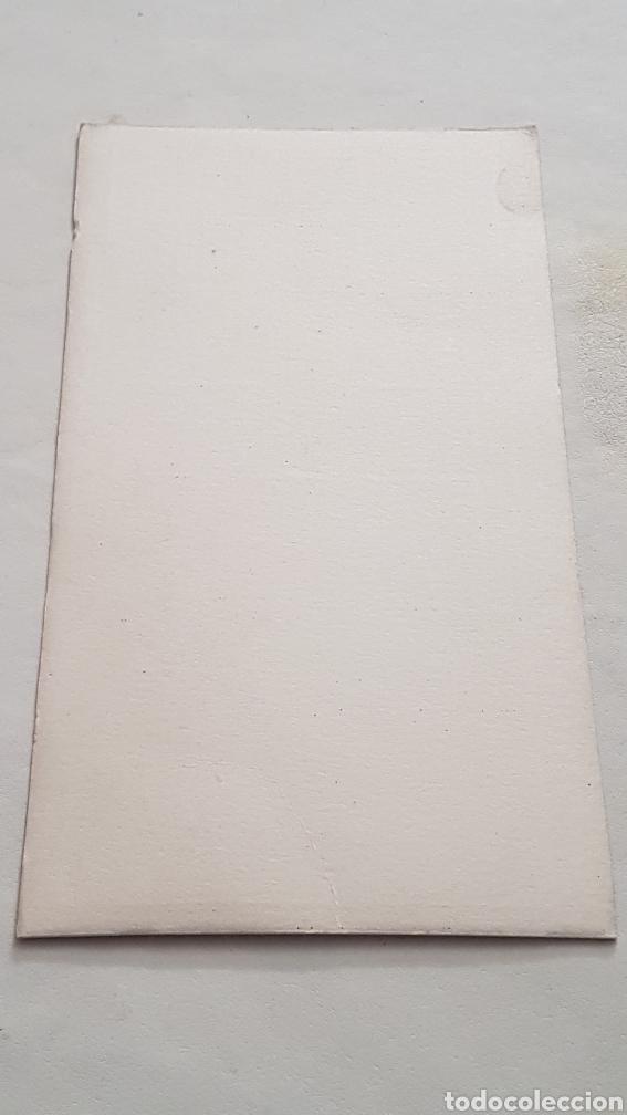 Coleccionismo Papel secante: PAPEL SECANTE ANTIGUO PUBLICIDAD LAVORATORIES MIALHE - Foto 2 - 244764610