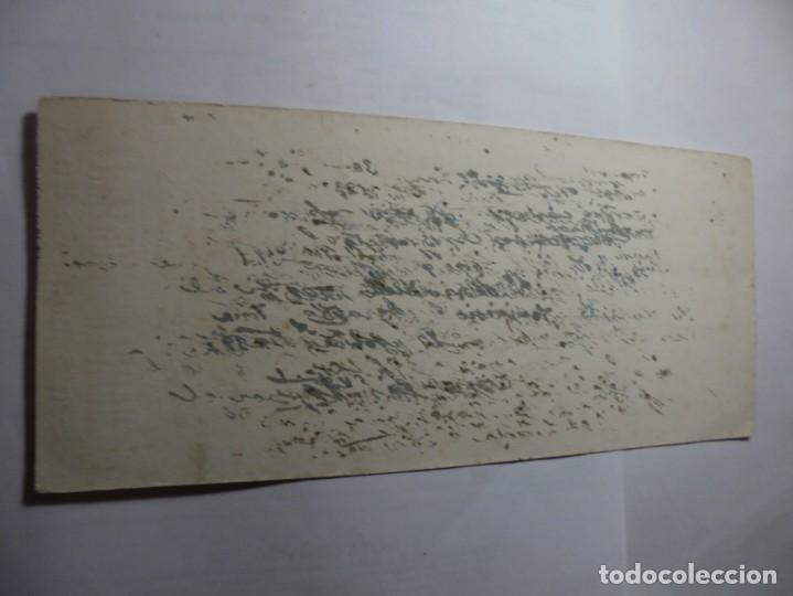 Coleccionismo Papel secante: magnifico antiguo papel secante champan montaner,san sadurni de noya - Foto 7 - 246794835